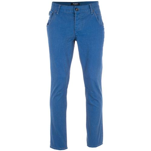 Voi Jeans Mens Connor Denim Jeans Blue
