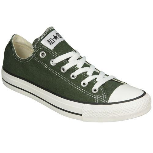 Boty Converse Mens CT All Star Ox Trainers Green