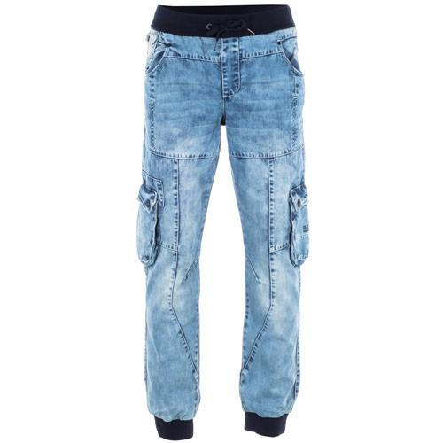 Voi Jeans Mens Kaspaer Jeans Light Blue