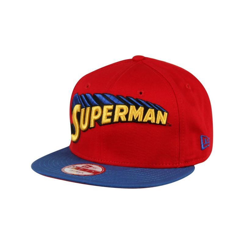 New Era 950 Hero Mark Snap Back Superman