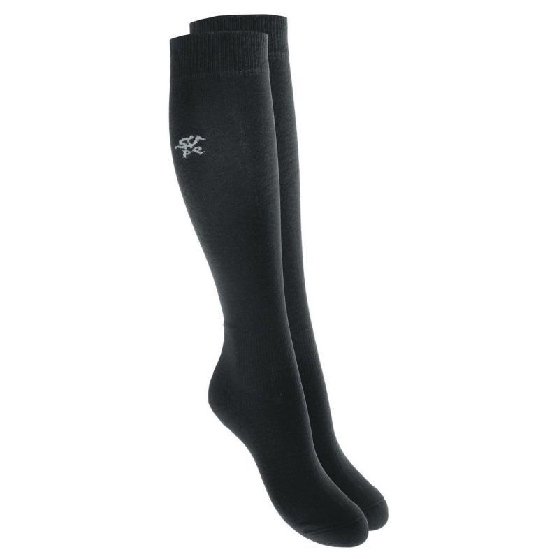 Ponožky Galoppo Kniestr einf Sn53 Black