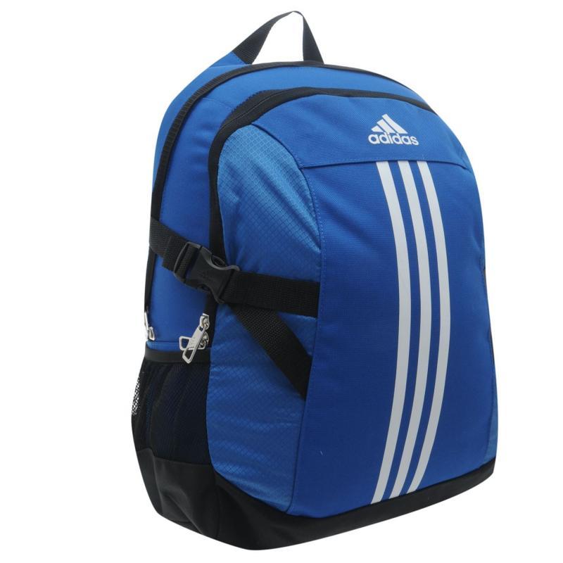 adidas 3 Stripe Power Ii Backpack BlueBeauty/Wht, Velikost: ostatní