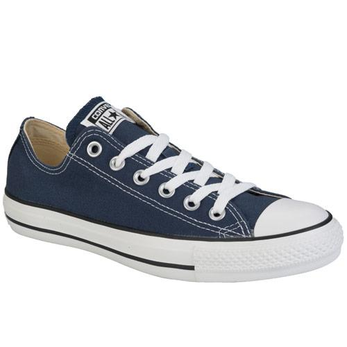 Boty Converse Mens All Star Ox Trainers Navy