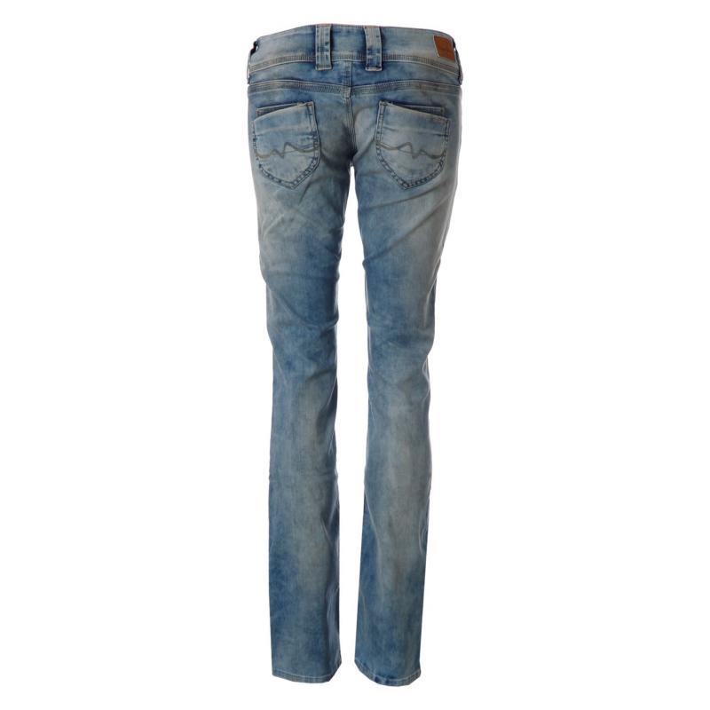 Pepe Jeans Venus Jeans Ladies Indigo