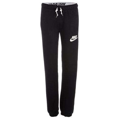 Fitness Nike Womens Rally Loose Pants Black