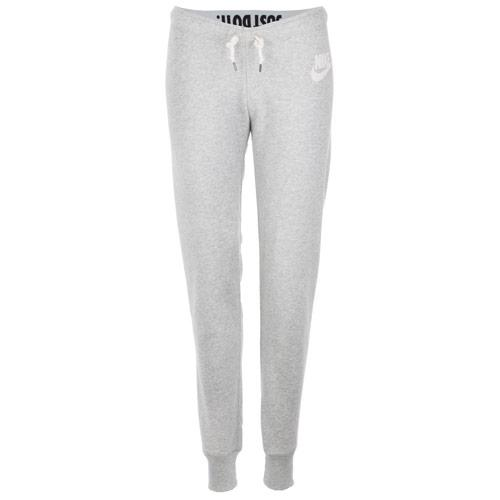 Fitness Nike Womens Rally Tight Pants Grey Marl