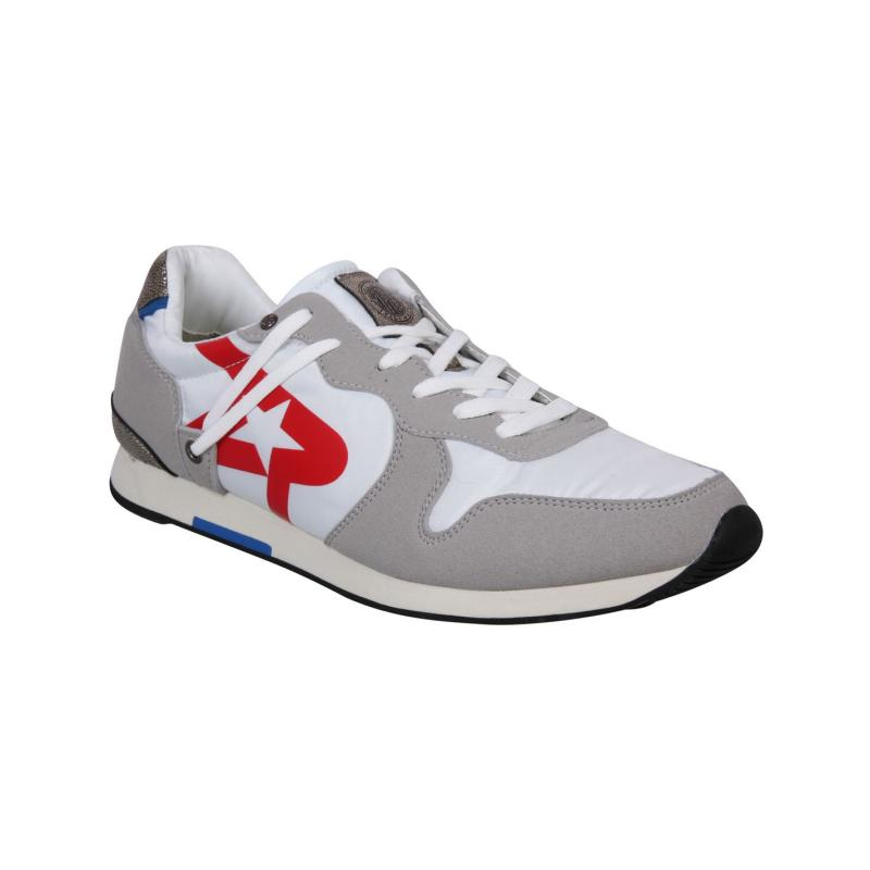 Boty Replay Parkrose Yuko Trainers White/Red