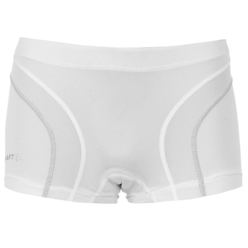 Craft Cool Bike Boxers Women White, Velikost: 14 (L)
