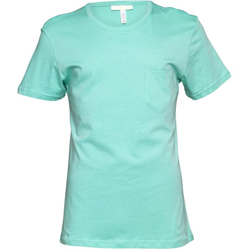 Tričko adidas Neo Mens ST Basic T-Shirt Green