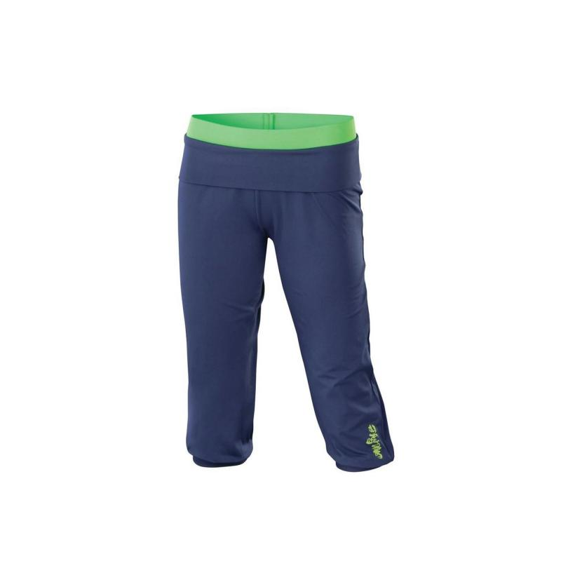 Online Fitness Capris Ladies Prunegreen