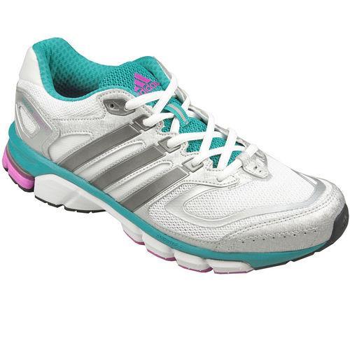 Boty Adidas Womens Response Cushion 22 Running Shoes White