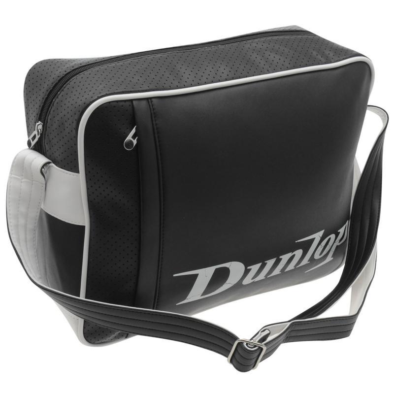Dunlop Flash Flight Bag Black/White, Velikost: ostatní