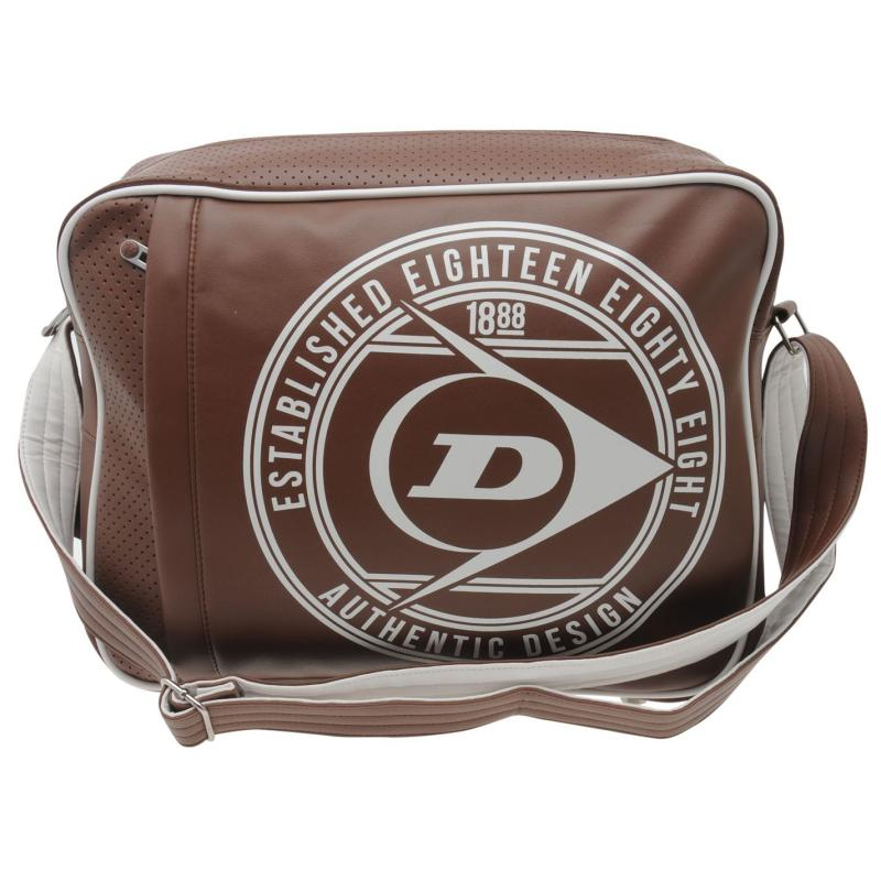 Dunlop Flash Flight Bag Black/White