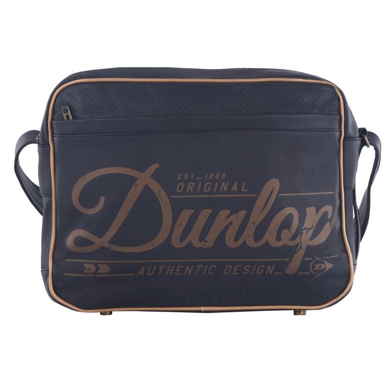 Dunlop Flash Flight Bag Brown/White