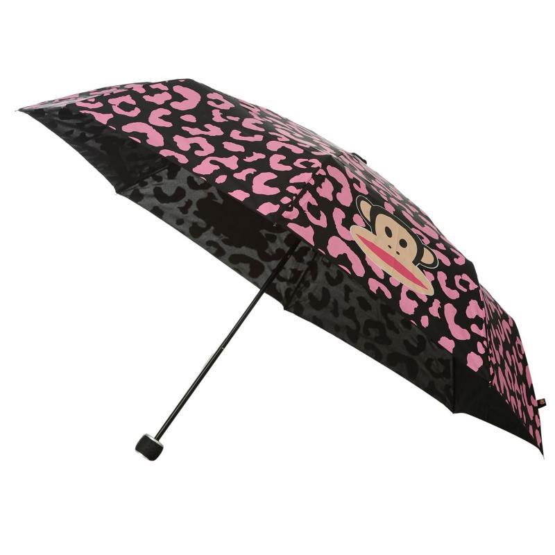 Paul Frank Frank Umbrella Ladies Leopard, Velikost: ostatní