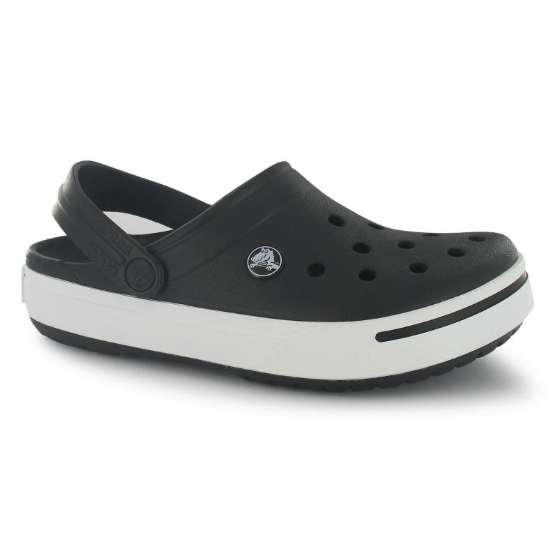 Crocs Cross Band II Sandals Black