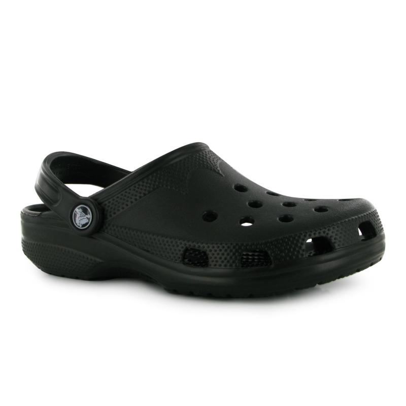 Crocs Beach Sandals Mens Black