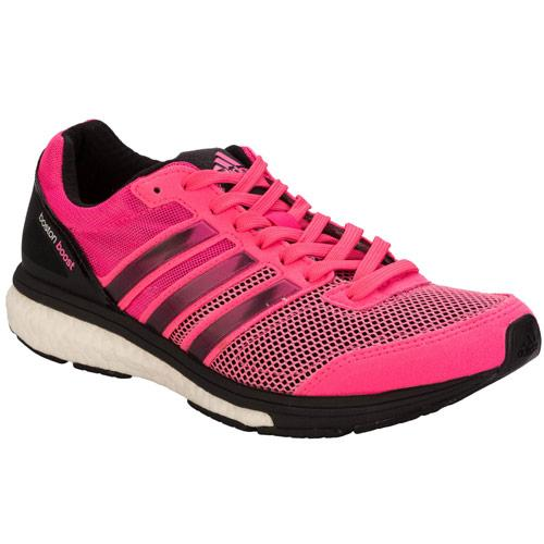 Boty Adidas Womens Adizero Boston 5 Running Shoes Pink