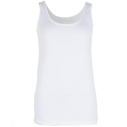 Adidas Womens Basics Tank Vest White
