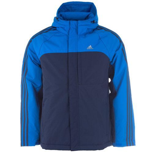 Bunda Adidas blue navy, Velikost: M