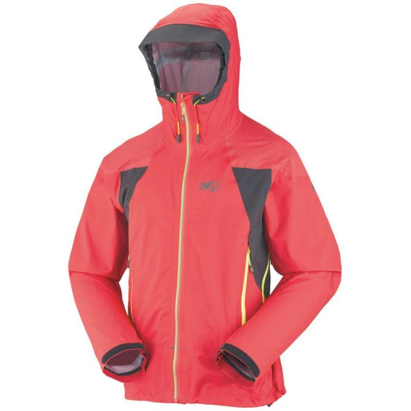 Millet Les Drus GTX Pro Jacket Mens Red