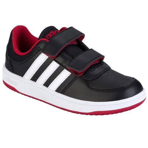 Boty Adidas Neo Children Boys Hoops Trainers Black