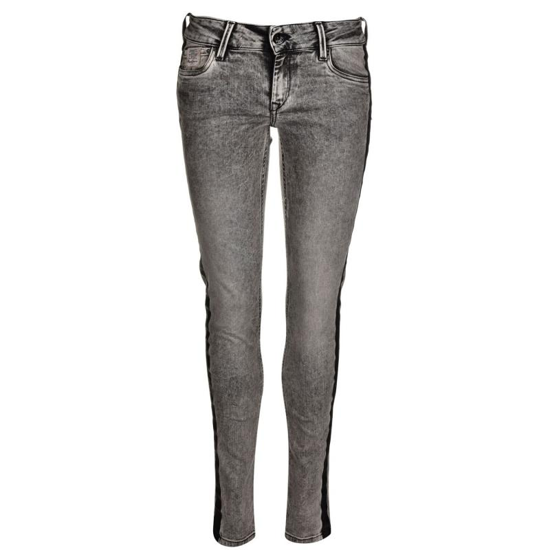 Pepe Jeans Likkee Ladies Jeans Grey