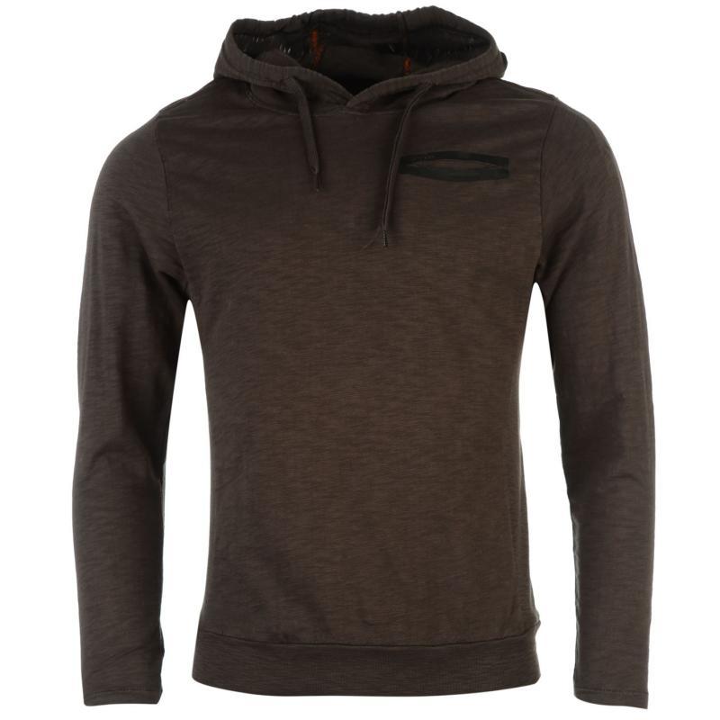 Košile Replay Hoody Mens Grey