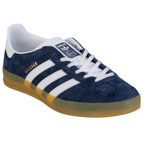 Boty Adidas Originals Mens Gazelle Indoor Trainers Navy