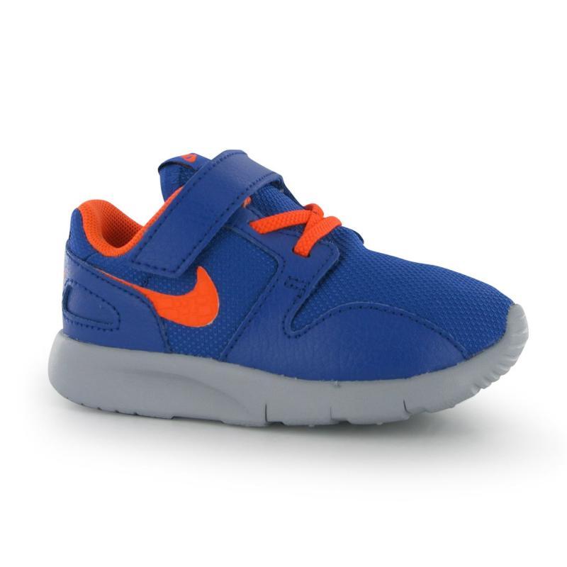 Boty Nike Kaishi Infants Running Shoes Royal/Orange, Velikost: C7 (euro 24)