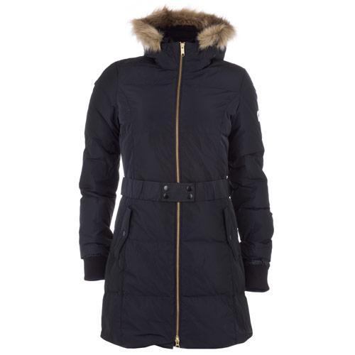 Bunda Adidas Womens Elongated Down Jacket Black, Velikost: 8 (XS)