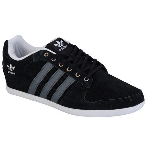 Boty Adidas Originals Mens Plimcana 2.0 Low Trainers Black