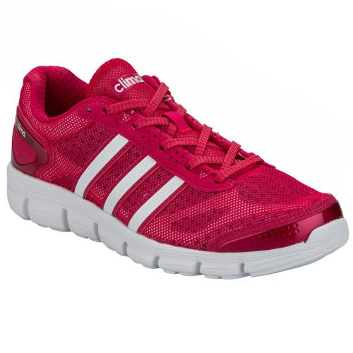 Boty Adidas Womens Clima Cool Fresh Running Shoes Berry