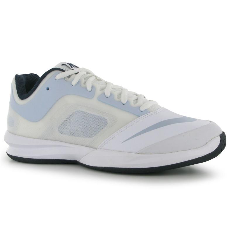 Boty Nike Ballistec Advantage Ladies Tennis Shoes White/Porpoise