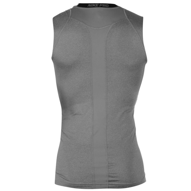 Nike Pro Core Sleeveless Base Layer Mens Black