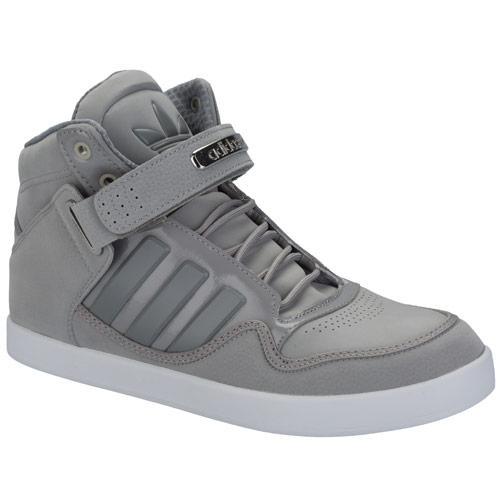 Boty Adidas Originals Mens AR 2.0 Hi Top Trainers Grey