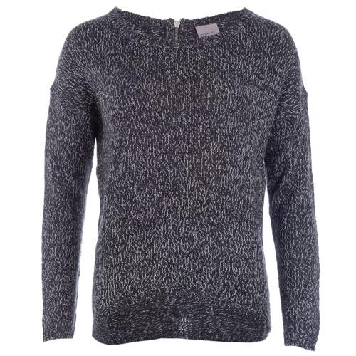 Svetr Vero Moda Womens Tango Knit Jumper Black