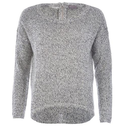 Svetr Vero Moda Womens Tango Knit Jumper Grey