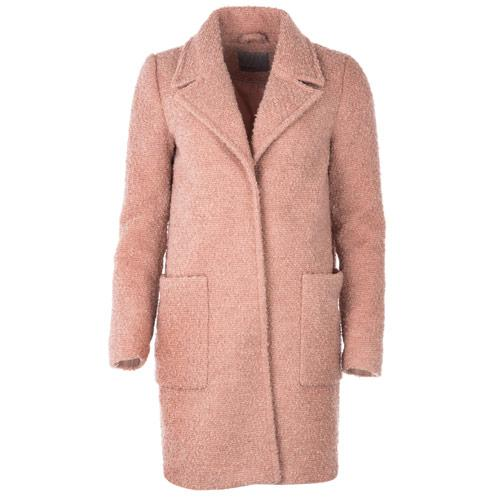 Bunda Vero Moda Womens Trudy Boyfriend Coat Rose