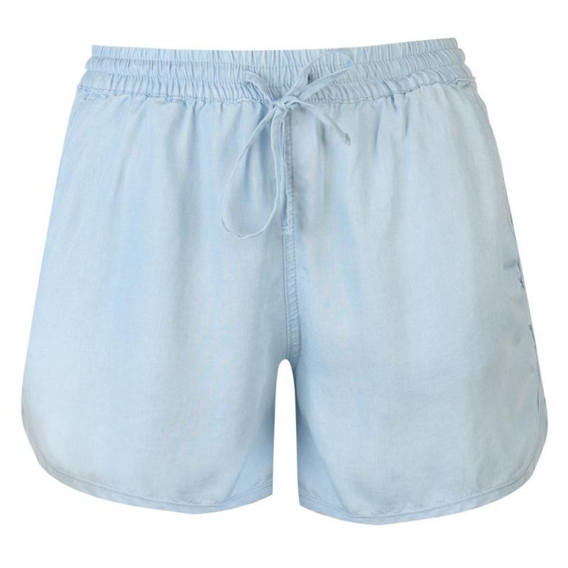 Pepe Jeans Venus Bermuda Jeans Ladies White