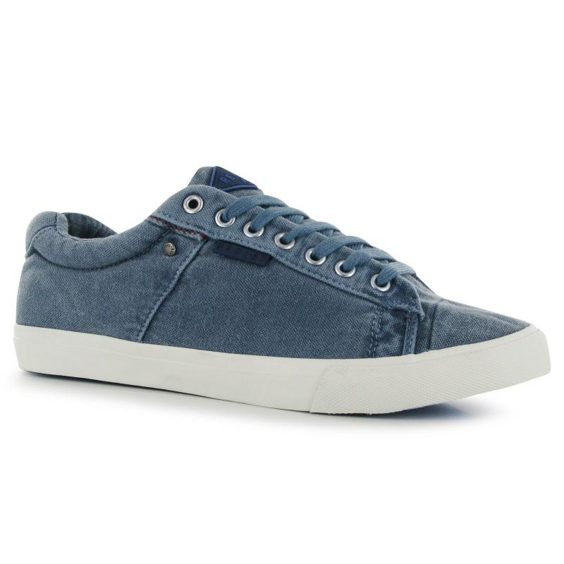 Boty Replay Morlan Trainers Blue