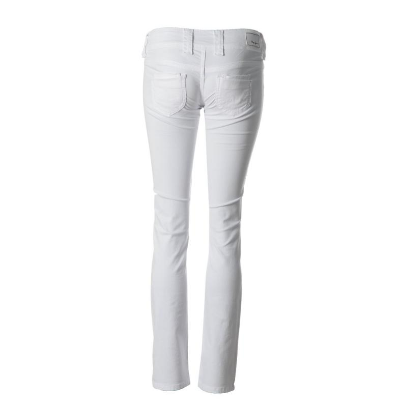 Pepe Jeans Venus Ladies Jeans White Denim