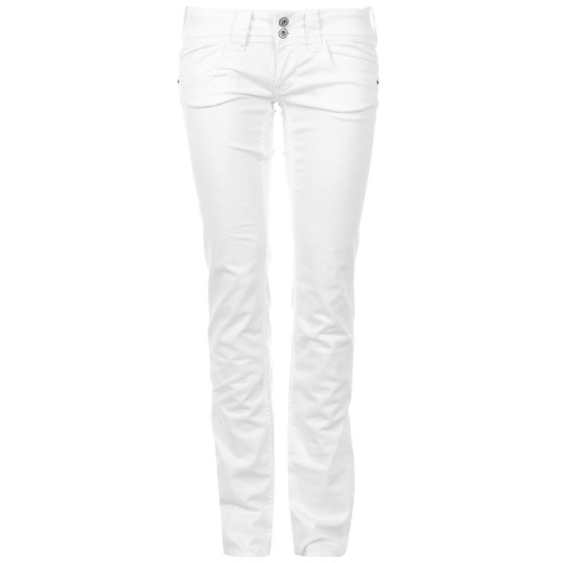 Pepe Jeans Venus Ladies Jeans White Denim
