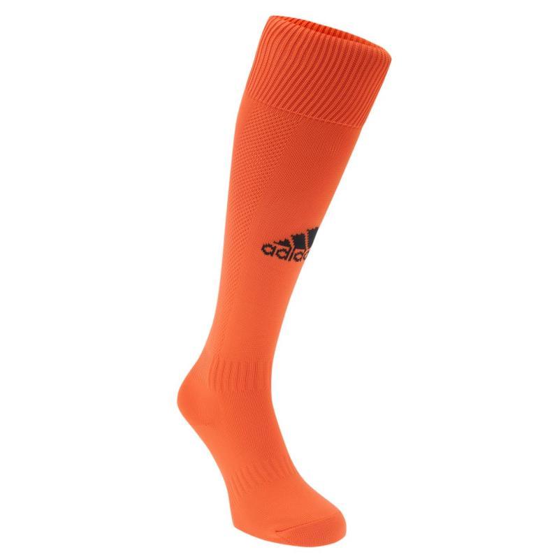 Ponožky adidas Santos Sock Bright Green