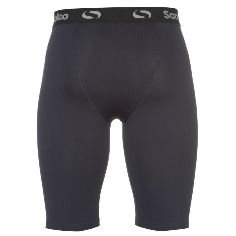 Sondico Core 9 Shorts Mens Black/White