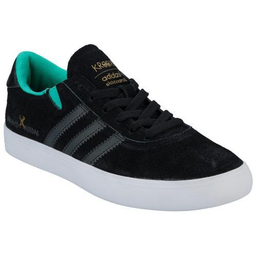 Boty Adidas Originals Mens Gonz Pro Trainers Black