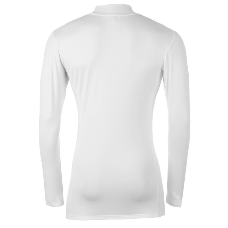 Dunlop Pro Mock Shirt Mens Black