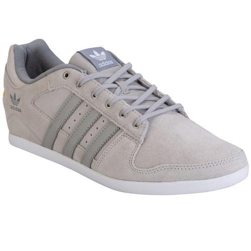 Boty Adidas Originals Mens Plimcana 2.0 Low Trainers Grey