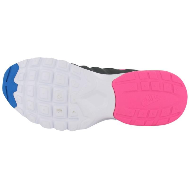 Nike AirMax Invigor Girls Trainers Black/Pink, Velikost: UK4 (euro 37)