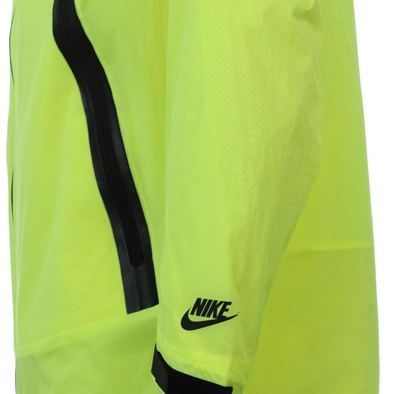 Bunda Nike Tech Fit Parka Jacket Mens Volt/Black